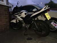 HONDA CBF 125 LONG MOT