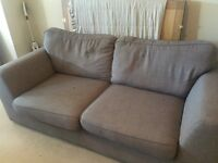 DFS Zapp Sofas 3 Seater and 2 Seater