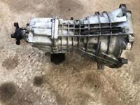 Ford transit mk6 2.4 rear wheel drive 5 speed manual gearbox
