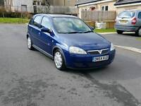 Vauxhall corsa 1.2 immaculate condition low miles