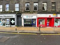 Shop To Rent - Leith Very High Footfall OFFICE TO LET