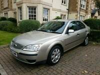 Very clean ford mondeo 1.8 LX 2005
