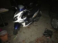 Sym jet 50cc moped for sale