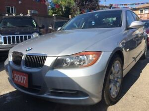 2007 BMW 3 Series 3.0L/335i Twin Turbo Automatic Leather Sunroof
