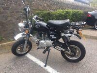 Monkey Bike Skyteam ST 125-8C