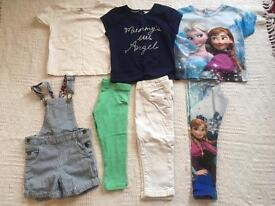 Girls 2-3 years bundle of clothes all from marks and Spencer's