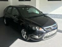 FORD FOCUS 2.0TDCI/2008/COMES WITH A FULL MOT + 3 MONTHS UPGRADABLE WARRANTY/IMMACULATE