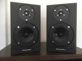 Mordaunt-Short speakers