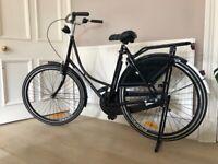 As new original Dutch bike