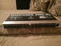 Behringer Composer Pro-XL MDX2600 Compressor