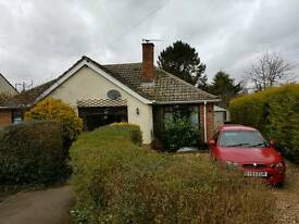 Brandon 4 bedroom bungalow with loft conversion to let
