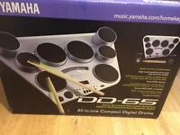 Yamaha Dd65 digital drum machine as new- unwanted gift