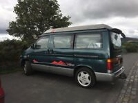 Mazda Bongo 1996 side conversion
