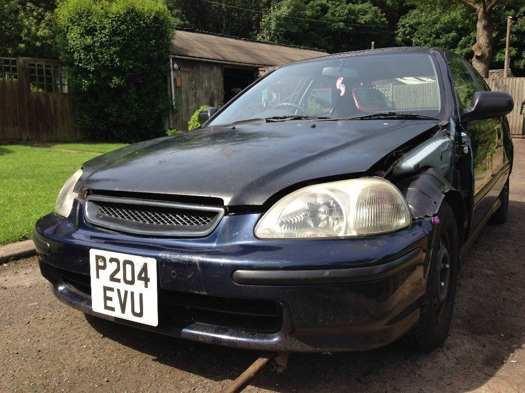 honda civic all part for sale