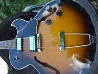 Gibson ES 135 with Humbuckers and OHSC