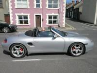 1998 Porsche Boxster only 49k miles
