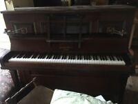 Broadwood and white & co piano