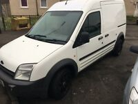 Ford Transit Connect 2005 Priced to Sell. Great wee works van won't let you down