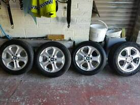 Wheel s and tyers