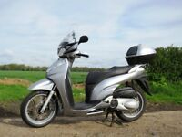 Honda SH300i - 2009 low mileage scooter - £1,700