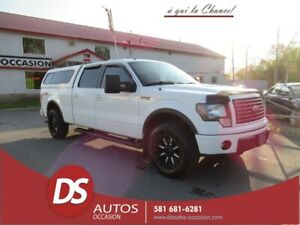 2011 Ford F-150 CAB SUPER CREW FX4 DOUBLE CABINE