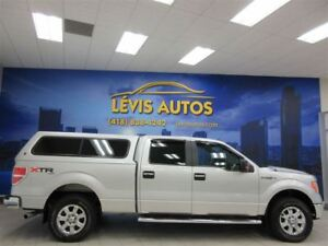 2014 Ford F-150 XTR PACKAGE V-8 5.0 LITRES BEAU LOOK 49500 KM !