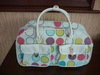 'Spotty' Weekender Travel bag