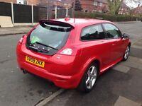 Volvo C30 r design mint to drive cheap tax £30 brill on fuel