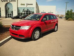 2014 Dodge Journey CVP ACCIDENT FREE, REMOTE START, EXT WARRANTY
