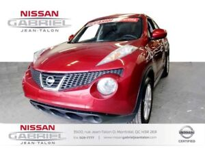 2014 Nissan Juke SV 1 PROPRIO AUCUN ACCIDENT 23000KM 201.00* MOI