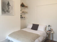 Short Let - Bright Airy Double Room in Hackney Downs/ Clapton