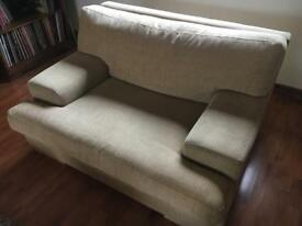 2 large sofas and 1 loveseat