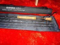 Snowbee GEO nano technology 9ft 9wt fly rod