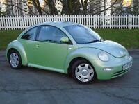 2001(51) Volkswagen Beetle 2.0 | FULL HISTORY | AMAZING COLOUR | LONG MOT | HPI CLEAR