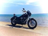 2016 Harley Streetbob