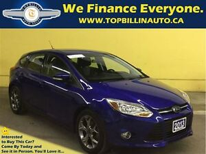 2013 Ford Focus SE BLUETOOTH, 37 Kms, Heated Seats