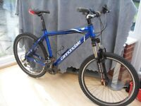 ADULTS TOP QUALITY CANNONDALE F6 SUSPENSION MOUNTAIN BIKE IN VGC
