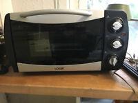 Logix table top mini oven