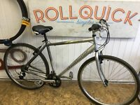 Claude butler hybrid bike