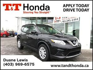 2015 Nissan Rogue S *No Accidents, 1 Owner, Backup Cam