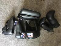 Sparring protection