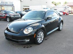 2013 Volkswagen Coupé Beetle Comfortline TDI