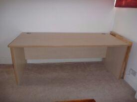 Oak Style Office Table