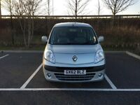 2012 RENAULT KANGOO 1.6 WHEEL CHAIR ACCESS ONLEY 20000 MILEAGE AUTOMATIC