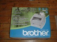 Brother 8360P Laser Fax Machine