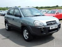 2008 hyundai tuscon 2.0 diesel grtd gsi, motd august 2018 nice example all cards welcome