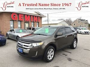 2011 Ford Edge SEL AWD Leather Roof Bluetooth