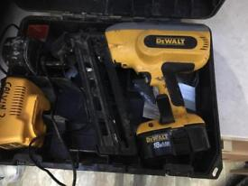 Dewalt finishing guns