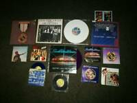 ELO vinyl records singles and albums. Good condition
