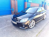 Vauxhall Astra VXR ** Black Beauty ** HPI Clear ** Warrented Miles ** Immaculate Condition ** Mot'd